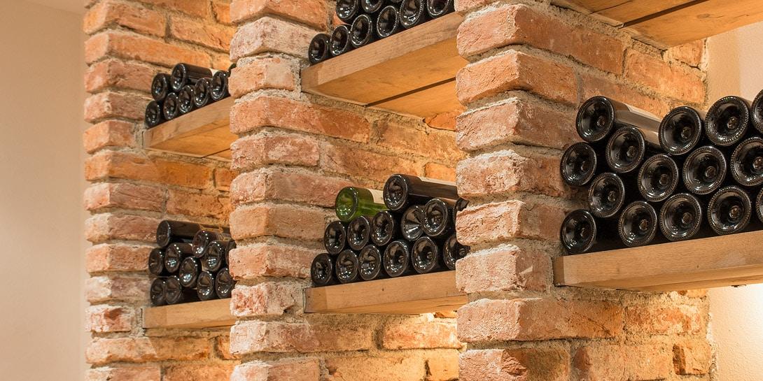 Weinkeller gewölbe bauen  Puchleitner-Bau - Unsere Referenzen.