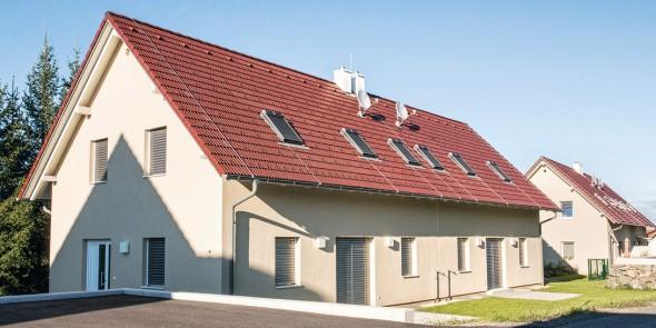 Puchleitner-Bau Wohnungsbau