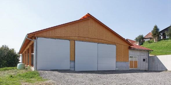Puchleitner-Bau, Landwirtschaftsbau.