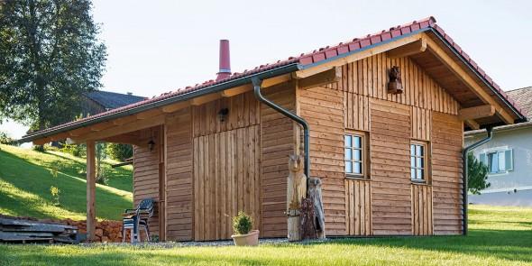 Zimmerei, Holzbau